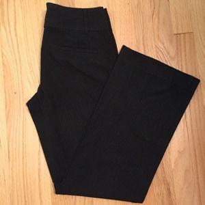 Old Navy Striped Stretch Dress Pants